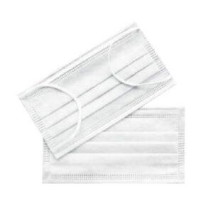 EHMW-10-Mascaras Brancas 10pcs