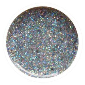 GXG30-Glitter Silver Multicolor