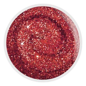 Glitter Extreme Red 5ml