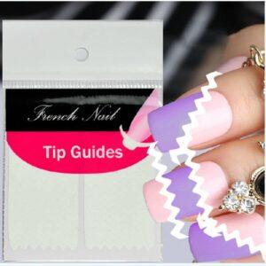 nasgfmo Guia de French Manicure Ondas