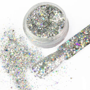 silver raibow