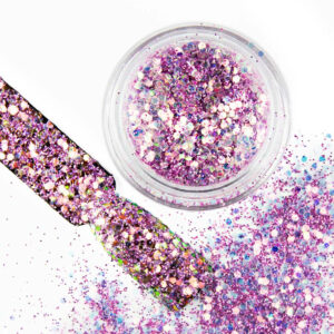 crystal glitter 12
