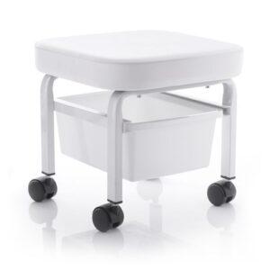 Assento profissional para Pedicure