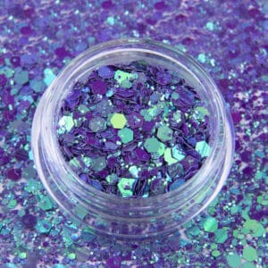 crystal flake glitter 10