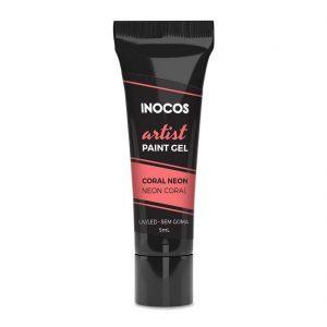 paint-gel-artist-coral-neon-5ml-inocos